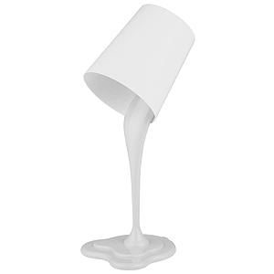 ЭРА наст. светильник NE-306-E27-25W-W белый