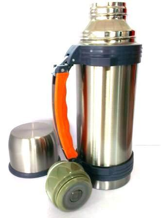 Термос металлический QE-882  1200ml