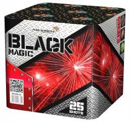 "Батарея салютов ""BLACK MAGIC""  25 залпов * 2""  1/3"