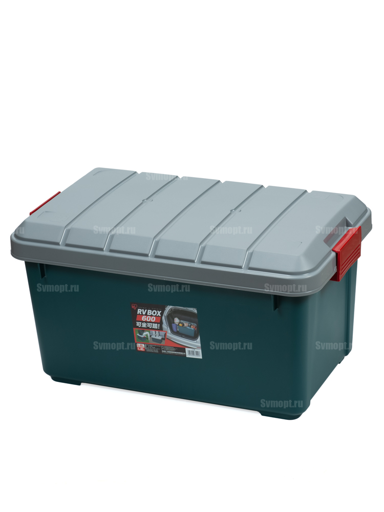 Экспедиционный ящик IRIS RV BOX 600, 40 литров /6