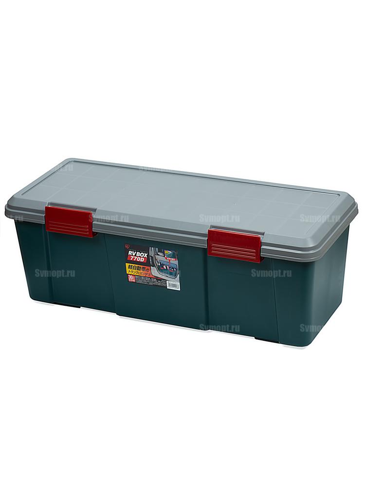 Экспедиционный ящик IRIS RV BOX 770D, 55 литров /4