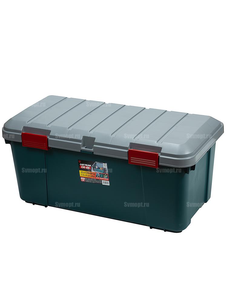 Экспедиционный ящик IRIS RV BOX  Car Trunk 85, 85 литров /3