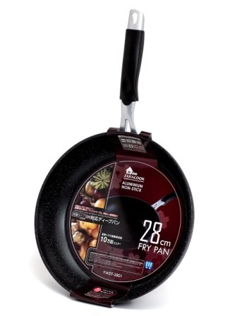 Сковорода мрамор. d 2801 Fry Pan 28cm