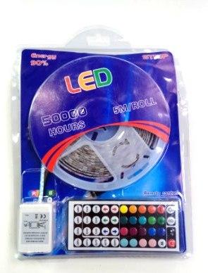LED лента RGB, 12V, 5 метров