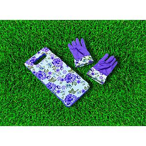 G31111-04 Набор подарочный 2 предмета (перчатки, подколенник)