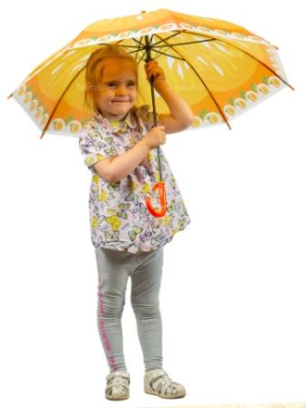 Зонт складной детский NL-40