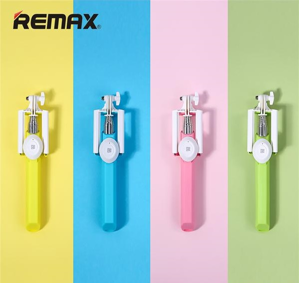 Монопод ReMax P3, Bluetooth, 90см,